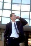 Geschäfts-Aufruf Lizenzfreie Stockfotos