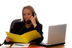 Geschäfts-Aufruf Stockbilder