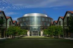 Geschäfts-Bildungs-Komplex an LSU Stockbild