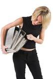 Geschäfts-Dame #34 Lizenzfreies Stockbild