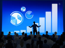 Geschäfts-Darstellung Lizenzfreie Stockfotos