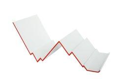 Geschäfts-Diagramm: Krisenkonzept Lizenzfreie Stockfotos