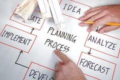 Geschäfts-Diagramme lizenzfreies stockbild
