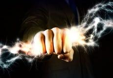 Geschäfts-Energie Lizenzfreie Stockfotografie