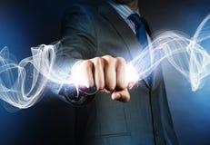 Geschäfts-Energie Stockfotografie