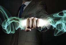 Geschäfts-Energie Stockfotos