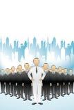 Geschäfts-Führung Stockfotos