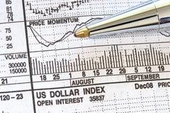 Geschäfts-Finanzierung Lizenzfreie Stockfotos