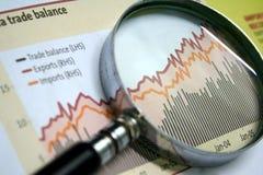 Geschäfts-Fokus Lizenzfreies Stockfoto