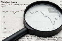 Geschäfts-Fokus Stockbilder
