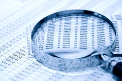 Geschäfts-Forschung Lizenzfreie Stockfotos