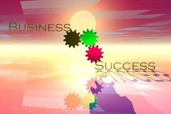 Geschäfts-Gänge Lizenzfreie Stockbilder