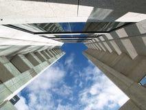Geschäfts-Gebäude Lizenzfreies Stockbild