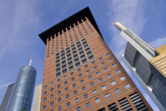 Geschäfts-Gebäude Stockfoto