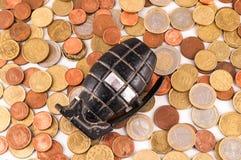 Geschäfts-Geld-Konzept-Idee stockfotos