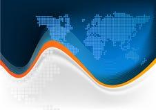 Geschäfts-Hintergrund Stockfotografie