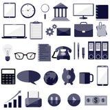 Geschäfts-Ikone Lizenzfreies Stockfoto