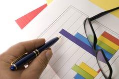 Geschäfts-Konzept #1 stockbild