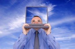 Geschäfts-Lösung Stockfotografie