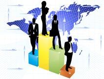 Geschäfts-Leute Lizenzfreie Stockfotos