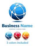 Geschäfts-Logo Stockfotografie