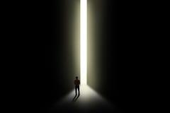 Geschäfts-Metapher Stockbild