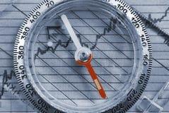 Geschäfts-Navigation Lizenzfreie Stockfotografie