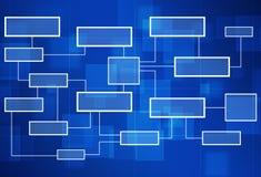 Geschäfts-Nomogramm Lizenzfreies Stockfoto
