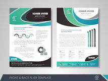 Geschäfts-Plakat Stockfotografie