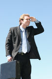 Geschäfts-Recherche stockfotos