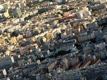 Geschäfts-Stadt Stockfoto