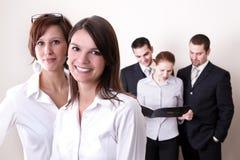 Geschäfts-Team Stockbild