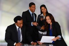 Geschäfts-Team Lizenzfreie Stockfotografie