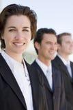 Geschäfts-Team lizenzfreie stockfotos