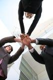 Geschäfts-Team Lizenzfreies Stockbild