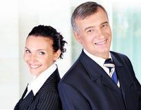 Geschäfts-Team Lizenzfreie Stockbilder