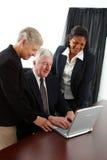 Geschäfts-Team Stockfoto
