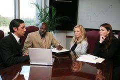 Geschäfts-Team-Darstellung Lizenzfreie Stockfotografie