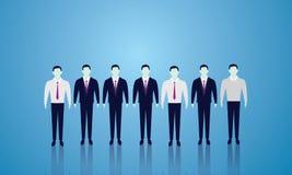 Geschäfts-Team des kreativen Leute-Konzeptes Lizenzfreie Stockbilder