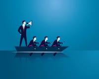 Geschäfts-Teamwork, zum des Erfolgs zusammen zu erreichen Lizenzfreie Stockbilder