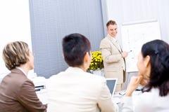 Geschäfts-Training Stockfotos