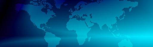 Geschäfts-und Reisen-Web-Vorsatz Lizenzfreies Stockfoto
