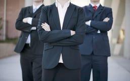 Geschäfts-Vertrauen lizenzfreies stockbild