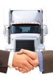 Geschäftsabkommen. lizenzfreies stockbild