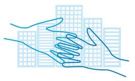 Geschäftsabkommen Stockbilder