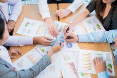 Geschäftsanweisung Stockfotos