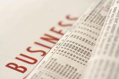 Geschäftsarbeit Lizenzfreies Stockbild