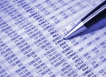 Geschäftsbericht Stockfotografie