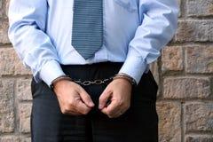 Geschäftsbetrug Lizenzfreies Stockbild