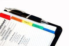 Geschäftsbuch Stockbilder